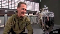 CNN visits Michael Schumacher – part three