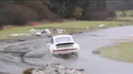 Robert Droogmans tests Porsche for Boucles