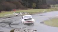 Robert Droogmans tests Porsche for Boucles