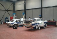 FSE and Historic Rally Promotions return to Ypres