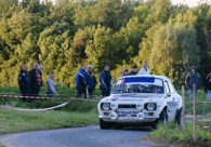 Robert Droogmans takes fourth for Team FSE in Ypres Historic Rally