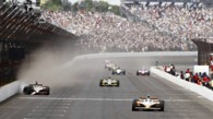 Dramatic finish in Indy 500