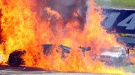 V8 Supercars fireball raises safety questions