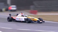 Saker and Renault F1 two-seater