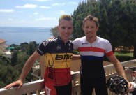 Bike ride of champions
