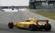 Fun @ Zolder with a Renault Formule 1