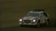 Olympus Rally 1986