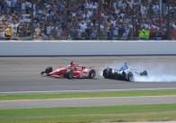 Sato – No regrets on Indy 500 crash