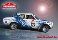 Team FSE at Ypres: Three Ford generations
